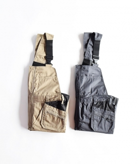 PROJOB (プロジョブ) BIB AND BRACE OVERALLS【MENS】