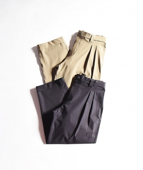 MT.RAINIER DESIGN(マウントレイニアデザイン) MRD 360°2PLEATS MOUNTAINEERING PANTS【MENS】