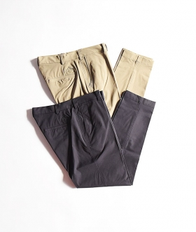 MT.RAINIER DESIGN(マウントレイニアデザイン) MRD 360°NARROW TROUSERS MEDIUM LENGTH【MENS】