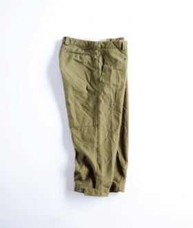 DEAD STOCK(デッドストック) FRENCH BROWN WOOL KNICKERS PANTS USED【MENS】