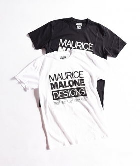 MAURICE MALONE (モーリスマローン) ICONIC MMD REMAKE TEE【MENS】