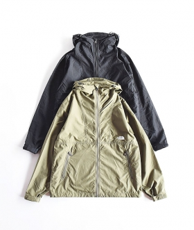 THE NORTH FACE(ザノースフェイス) COMPACT JACKET【MENS】