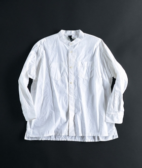 Breechez (ブリーチェズ)  COMPACT TYPEWRITER OVER SHIRTS【MENS】