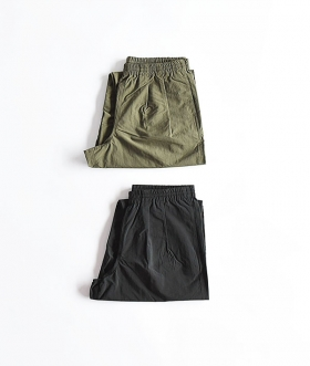 BURLAP OUTFITTER (バーラップアウトフィッター) TRACK PANT SOLID【MENS】