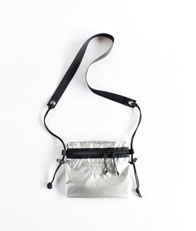 FREDRIK PACKERS (フレドリックパッカーズ) 70D SILVER RIPSTOP UTILITY SACK S【MENS&WOMENS】