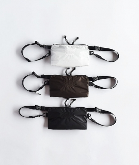 FREDRIK PACKERS (フレドリックパッカーズ) 30D CORDURA RIPSTOP 2WAY ADJUSTABLE PACK【MENS&WOMENS】