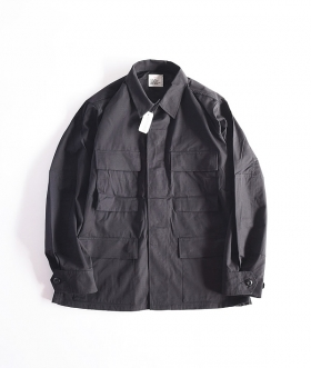 DEAD STOCK (デッドストック) NOS BLACK 357 BDU SHIRT JACKET【MENS】