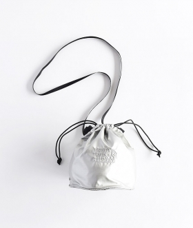 FREDRIK PACKERS (フレドリックパッカーズ) 70D SILVER RIPSTOP CANDY SHOULDER【MENS&WOMENS】