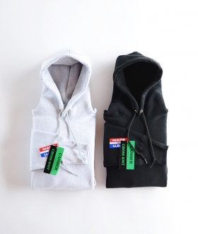 CAMBER(キャンバー) CROSS KNIT PULLOVER HOODED PARKA【MENS】