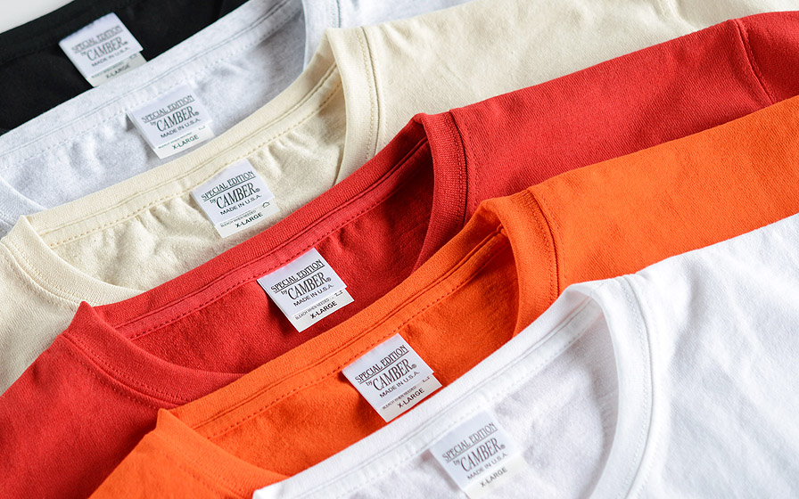 AMBER MAX WEIGHT POCKET SS TEE