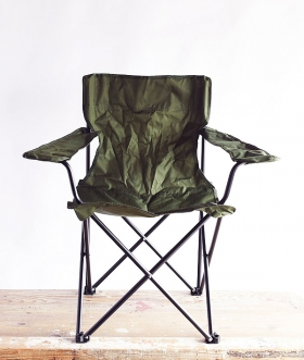 DEAD STOCK(デッドストック) BRITISH MILITARY FOLDING CHAIR【MENS&WOMENS】