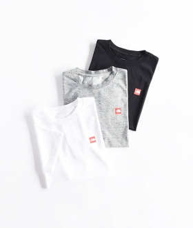THE NORTH FACE(ザノースフェイス) SMALL BOX LOGO TEE【MENS】