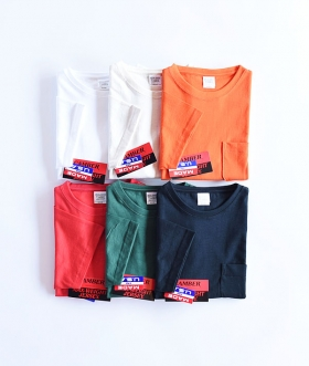 CAMBER(キャンバー) MAX WEIGHT POCKET SS TEE【MENS&WOMENS】