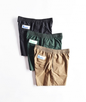 ORIGINAL JAMS (オリジナル ジャムス) NYLON SOLID SHORTS【MENS】