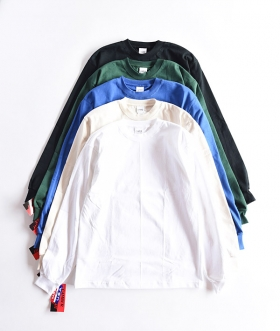 CAMBER(キャンバー) MAX WEIGHT LONG SLEEVE TEE【MENS】