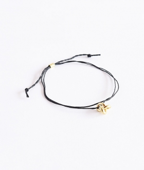 HOLLYWOOD RANCH MARKET(ハリウッドランチマーケット) GORDIAN KNOT ANKLET【MENS&WOMENS】