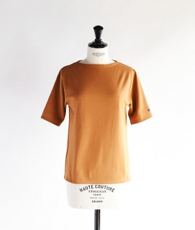 SAINT JAMES (セントジェームス) OUESSANT LIGHT SHORT SLEEVE オーク【MENS&WOMENS】