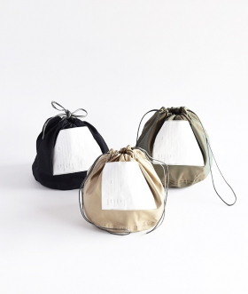 Damasquina (ダマスキーナ) PERSONAL EFFECTS BAG【MENS&WOMENS】