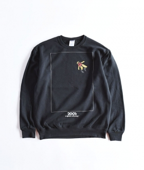 2001 A SPACE ODYSSEY FLOAT SWEATSHIRTS【MENS&WOMENS】