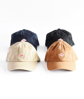 DANTON(ダントン) COTTON TWILL CAP【MENS&WOMENS】
