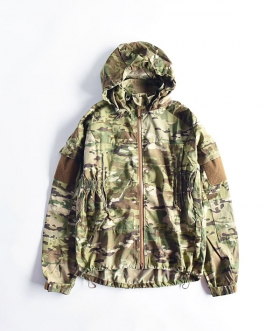 DEAD STOCK (デッドストック) PCU LEVEL5 SOFT SHELL JACKET MULTICAM CAMO【MENS】