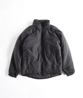 DEAD STOCK (デッドストック) NOS CHICAGO POLICE BLACK LEVEL7 HAPPY PARKA【MENS】
