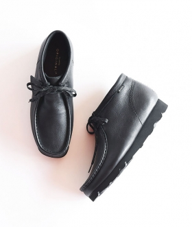 CLARKS(クラークス) WALLABEE BT GTX LEATHER【MENS】