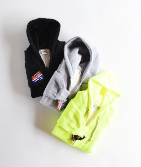 CAMBER(キャンバー) CHILL BUSTER ZIPPER HOODED【MENS】