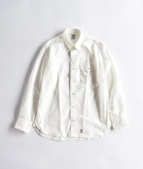J.PRESS×BLUE BLUE(ジェイプレス×ブルーブルー) OXFORD BD SHIRT【MENS】