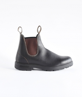 Blundstone(ブランドストーン) BS500 SIDE GORE BOOTS Stout Brown【MENS&WOMENS】