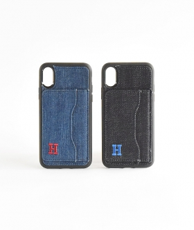 H.R.REMAKE(エイチアールリメイク) STAND I PHONE Ⅹ CASE【MENS&WOMENS】