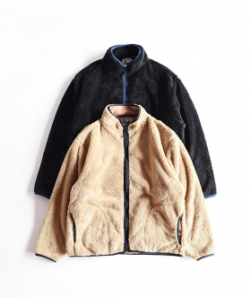 MT.RAINIER DESIGN(マウントレイニアデザイン) MRD POLAR BEAR FLEECE ZIP JACKET【MENS】