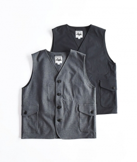 MT.RAINIER DESIGN(マウントレイニアデザイン) MRD 360°STRETCH GAME VEST MID-WEIGHT【MENS】