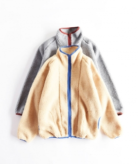 MT.RAINIER DESIGN(マウントレイニアデザイン) MRD CAVE FLEECE ZIP JACKET【MENS】
