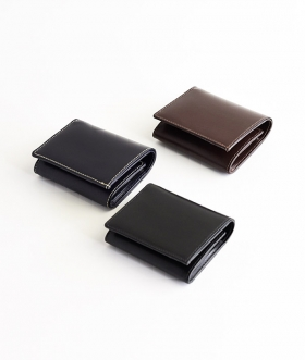 Whitehouse Cox (ホワイトハウスコックス) S1975 COMPACT WALLET【MENS&WOMENS】