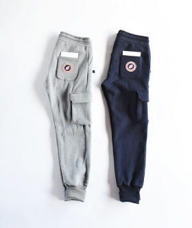 SWEET PANTS (スイートパンツ) CARGO FLEECE PANTS【MENS&WOMENS】