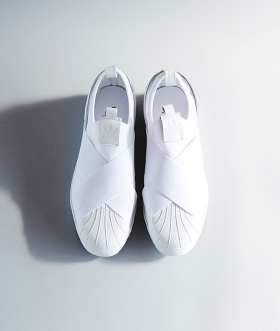 adidas Originals(アディダスオリジナルス) SS SlipOn WHITE【MENS】