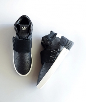 adidas Originals(アディダスオリジナルス) TUBULAR INVADER STRAP Black【MENS】