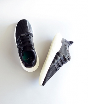 adidas Originals(アディダスオリジナルス) EQT SUPPORT 93/17 Black【MENS】