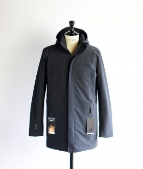 UBER(ウーバー) REGULATOR PARKA Black【MENS】