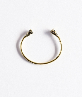 TOUAREG JEWELRY (トゥアレグ ジュエリー) BANGLE 01 BRASS SPECIAL【MENS&WOMENS】