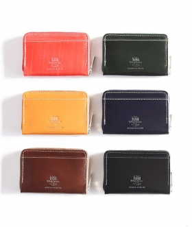 Whitehouse Cox (ホワイトハウスコックス) S1941 MINI ZIP PURSE【MENS&WOMENS】